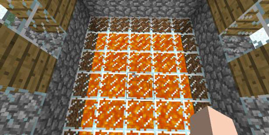 Flooring in Your Minecraft Build