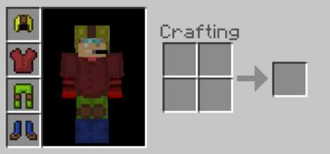dyed leather Minecraft armor