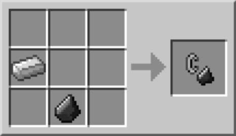 how to make flint and steel in minecraft
