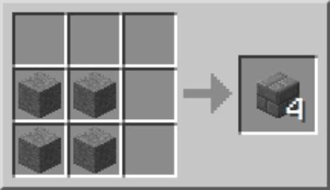 how to make bricks and use stones in minecraft dummies. Black Bedroom Furniture Sets. Home Design Ideas
