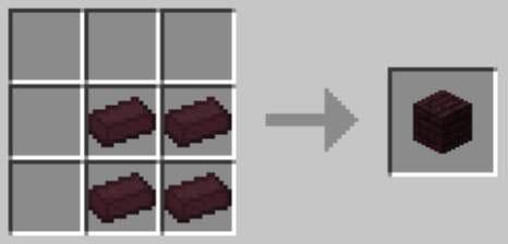 nether bricks in minecraft