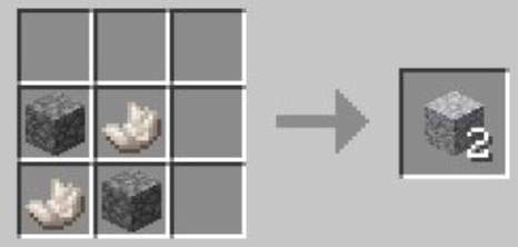 Bricks And Use Stones In Minecraft