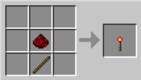 nieuw concept innovatief ontwerp kijk uit voor How to Make and Use Redstone Torches in Minecraft - dummies