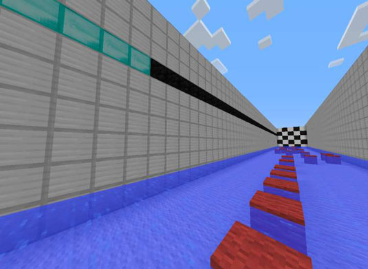 How To Use Generalized Variables In Minecraft To Efficiently Create - Minecart minecraft teleport to player