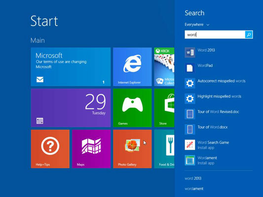 What's new in windows 8. 1? Dummies.