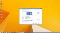 Desktop properties dialog box in Windows 8.