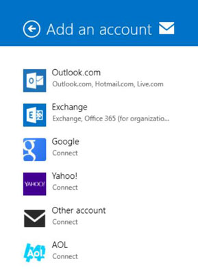 How to set up an address book in outlook