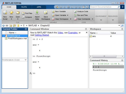 How to Change the MATLAB Layout - dummies