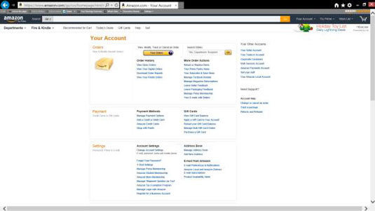 how to delete the freebook in my kindle account