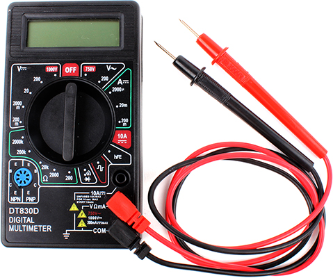 Choosing The Right Multimeter For Your Beaglebone Dummies