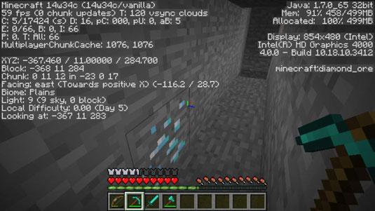 10 เคล็ดลับการอยู่รอด Minecraft ที่เป็นประโยชน์