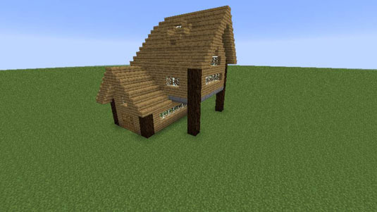 minecraft architecture techniques