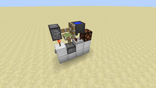 Keep the Power On with 3 T Flip-Flop Designs in Minecraft