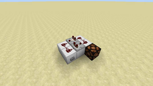 How to Extend Pulses in Minecraft Redstone with Pulse Extenders