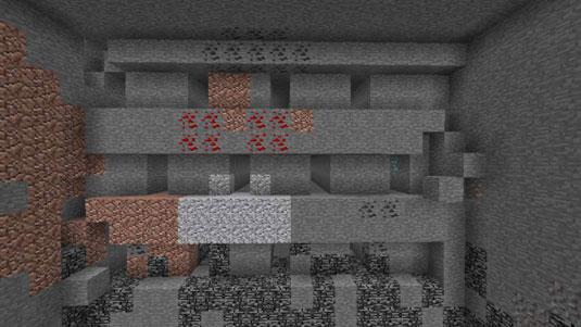 Branch Mining in Minecraft - dummies