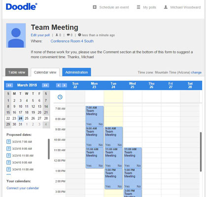 What Is Doodle? - dummies