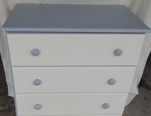 gray furniture paintHow to Paint Furniture with Chalk Paint  dummies