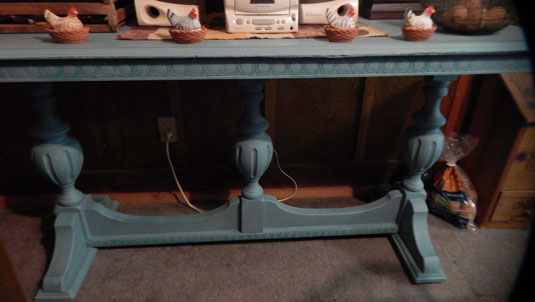 How To Paint Furniture With Chalk Paint Dummies