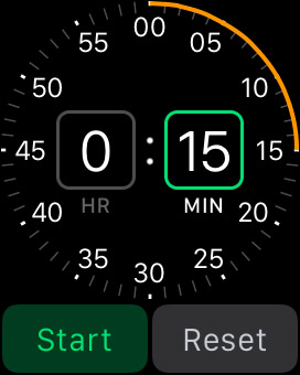 How to Use Alarms, Stopwatches, and Timers on Apple Watch - dummies