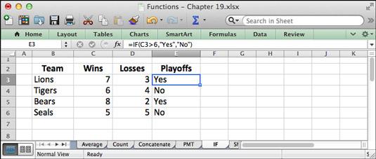 Exploring loan scenarios with the PMT function.