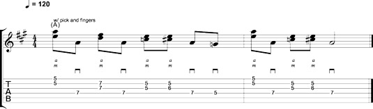 Using country‐style hybrid picking.