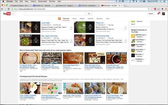Effective video thumbnails.