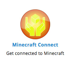 Connect to Minecraft.