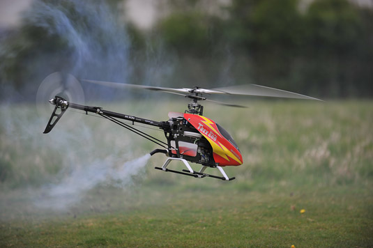 Helicopter drone. [Credit: Source: Paul Chapman/Creative Commons]