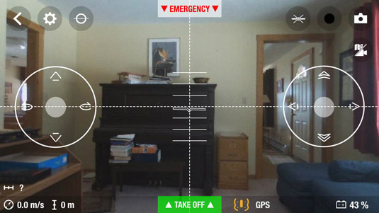 How to Fly Your Drone with Smart Devices - dummies