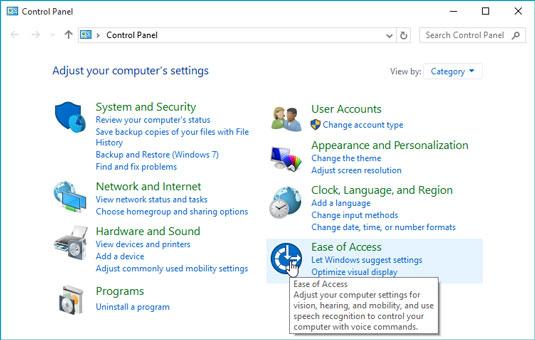 How to Modify Desktop Settings in Windows 10 - dummies