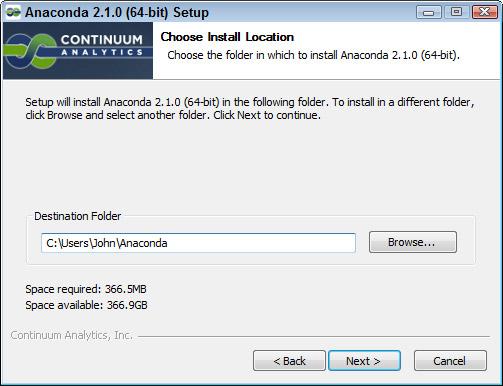 How to Install Anaconda on Windows - dummies