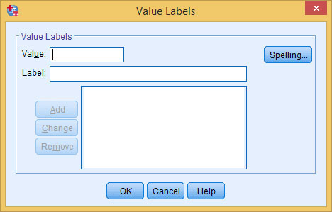 You can assign a name to each possible value of a variable.