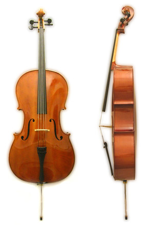 The cello, the string instrument that sounds most like the human voice. [Credit: <i/></noscript>Source: Creativ&#8221; width=&#8221;297&#8243;/> <div class=