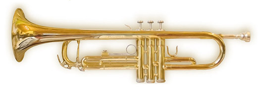 The trumpet. [Credit: <i/></noscript>Source: Creative Commons]&#8221; width=&#8221;535&#8243;/> <div class=