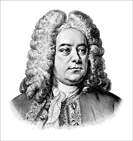 "George Frideric Handel, composer of Messiah and other great oratorios. [Credit: <i/></noscript>Source: Creative"" width=""425″/> <div class="
