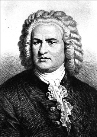 Johann Sebastian Bach, master of the organ. [Credit: <i/></noscript>Source: Creative Commons]&#8221; width=&#8221;321&#8243;/> <div class=