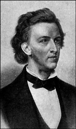 """Frédéric Chopin revolutionized the sound of the piano. [Credit: <i/></noscript>Source: Creative Commo"""" width=""""265″/> <div class="""