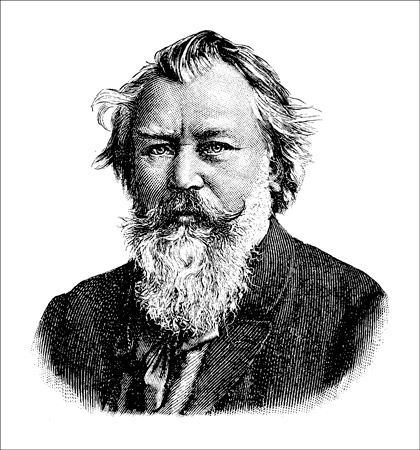 Johannes Brahms, one of the greatest of all composers of classical music. [Credit: <i></noscript>Source: Creat&#8221; width=&#8221;420&#8243;/></p> <div class=