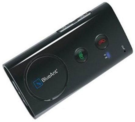 Bluetooth car speaker.