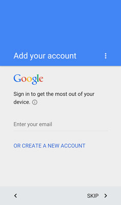 how to add gmail account to existing account