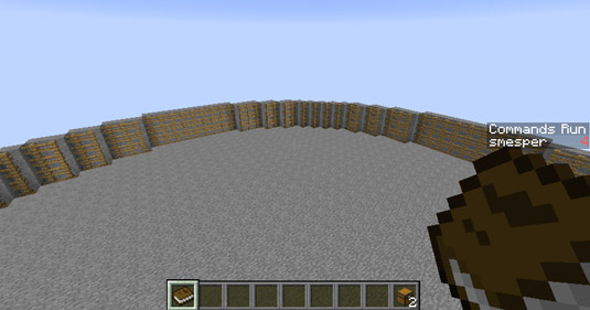 Minecraft Modding: How to Create a Basic Arena with a Fence