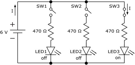 how to create a combination circuit