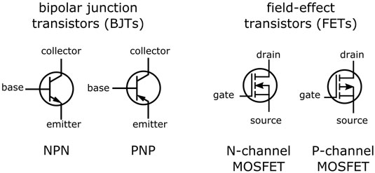 transistors  masters of switching and amplifying