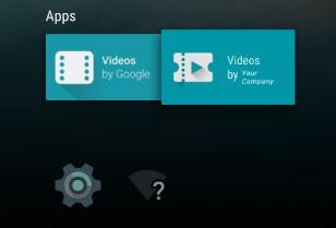 The skeletal app's icon.