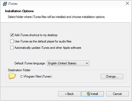 How to Install iTunes on a Windows 10 PC - dummies