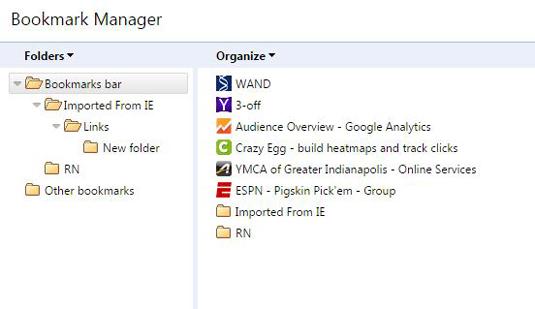 Figure 1: Looks a little like Windows Explorer, right?