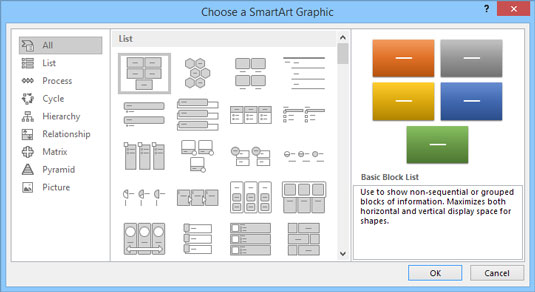 how to create a smartart diagram in powerpoint 2016