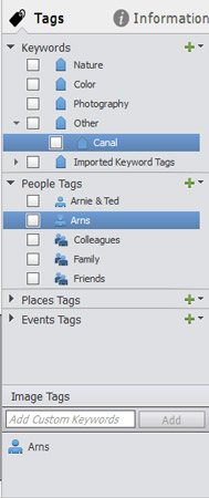 The People tags now has five new subcategory tags of its own.