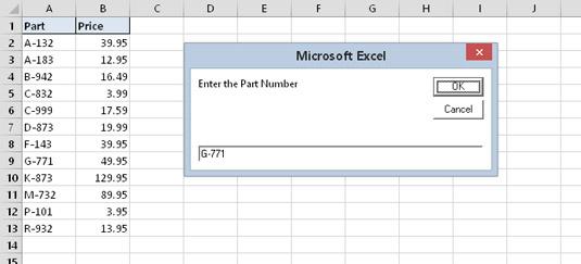 How to Use VBA Worksheet Functions in Excel 2016 - dummies