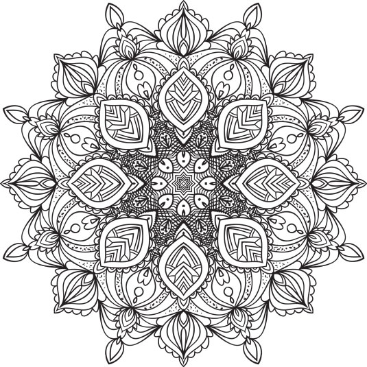 what are mandalas dummies